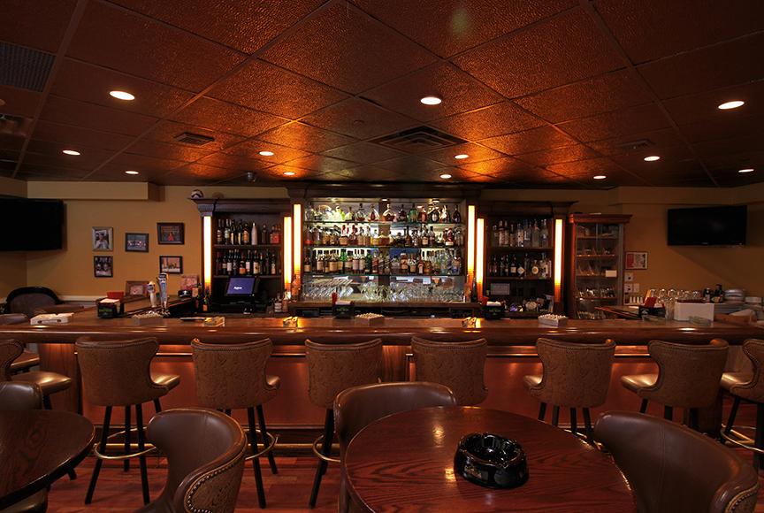 Bergen County cigar bar