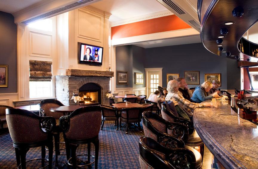 Wyckoff restaurant bar